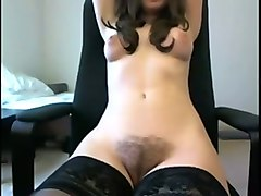 mature bitch in stockings gets fucked real
