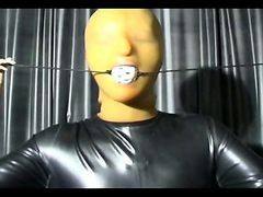 swedish girl tastes her own asshole mask anal