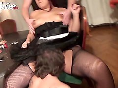 fuck busty big tits maid servise
