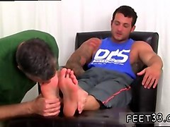 gay feet wrestling