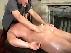 lucky dude gets amazing gay massage part2