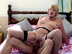 mature mom fucked by six young boy