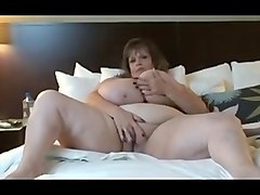 bbw wife mature and son fuck