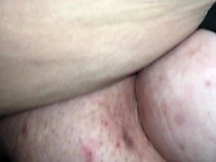 bbw facesitting on face dildo