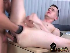 bareback gay male first time fisting and gay twinks pissing fisting ass up prepped for