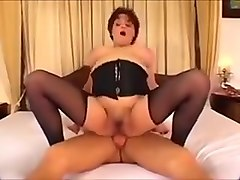 mature maid and cleaner women porn