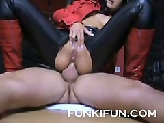 anal creampie casting