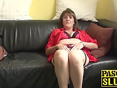 hot mature wife with 3 guys