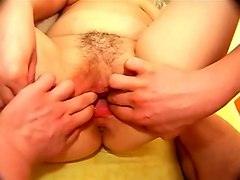 creampie mom anal