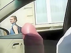 searching for old gay cock in car