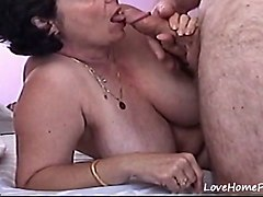 mature couple with