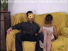 amateur italian couple