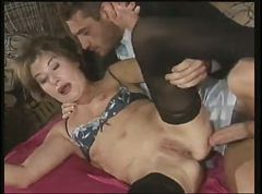real homemade mature threesome ffm squirting