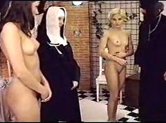 men and nun