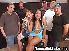 amateur asian teen gangbang bukkake humilationj