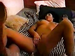 asian double dildo fucking