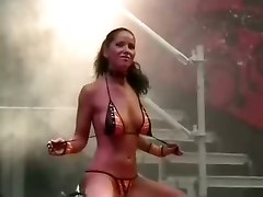 on stage porn