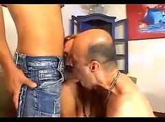 old matures anal