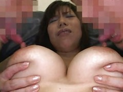 japan handjob mother