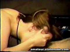blowjob swallow girlfriend