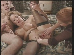 german mature threesome fetish
