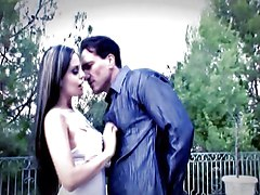 indian couple honeymoon passionate kissing