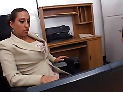 passionate office sex
